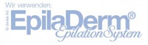 Logo der Marke Epiladerm