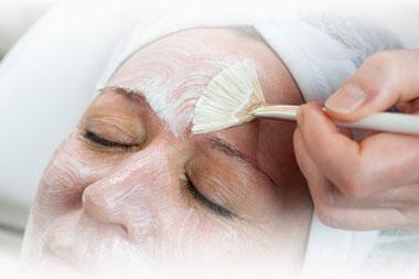 Sanftes Peeling zur Hautreinigung